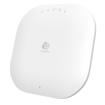 EnGenius ECW120 Cloud-Mgd AP Indoor Dual Band 11ac Wave2 1xGbE PoE.at 4x5dBi 2T2R