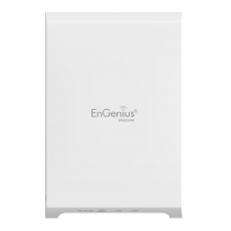 EnGenius EWS550AP Managed AP Indoor Wall Plate Dual Band 11ac Wave2 PoE.at/af 2xGbE 2x4+2x6dBi