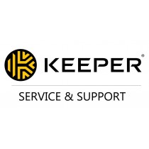 Keeper Service and Support - 1 jaar