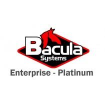 Bacula Enterprise Platinum Edition - max. 5000 agents - 1 jaar